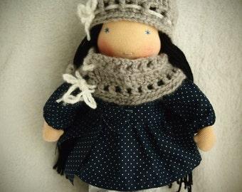 Cassie Handmade Waldorf Doll 24cm (10in)