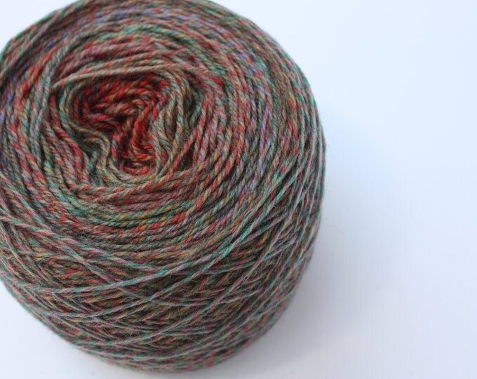 Elements Collection - Col 07 Rainbow Gum  4 ply supersoft 100% Merino