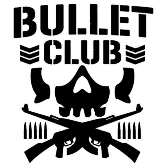Bullet club decal