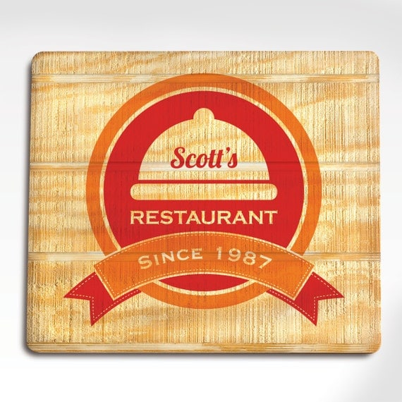 Personalised Kitchen Signs: Items Similar To Personalized Greasy Spoon Kitchen Sign