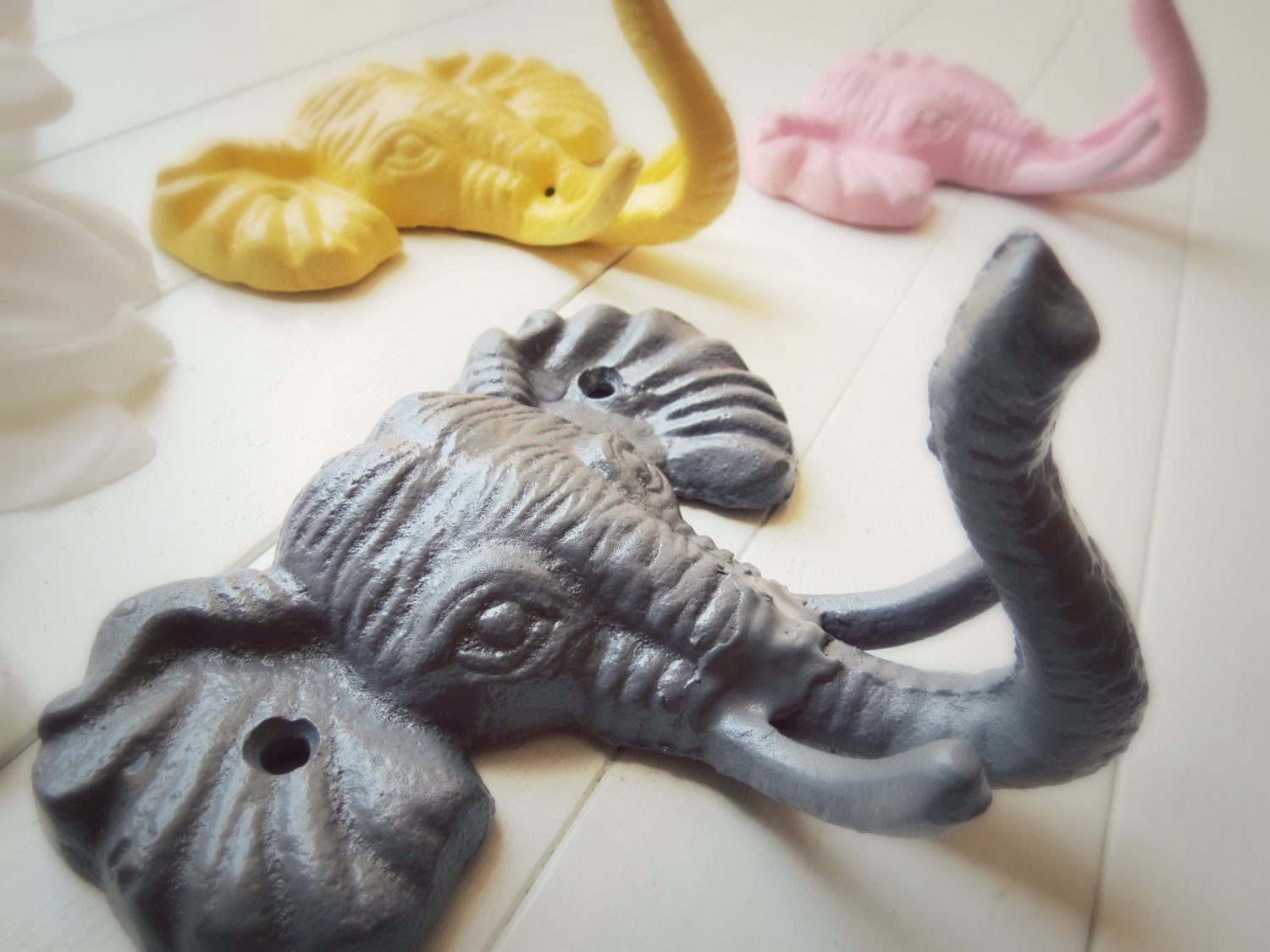 30 colors elephant home decor elephant nursery by willowsgrace Elephant home decor items