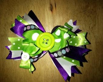 Polka Dot boutique  bow
