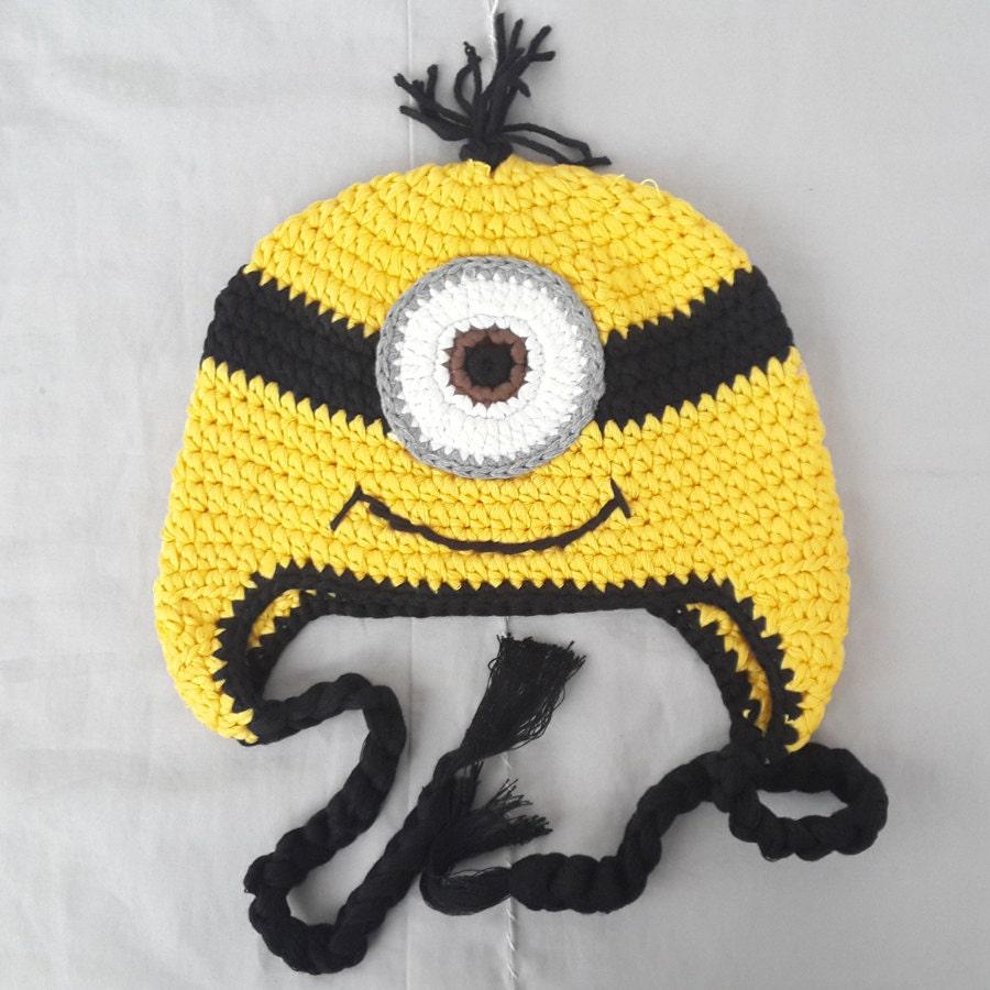 Minion winter hat - minion hat | eBay  Angry Birds 2/The Nest