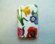New Flowers iPod Classic Hard Cover Shell Case 80/120/160 GB 6th 7th generation / iPod Touch 5 Case Cover Skin