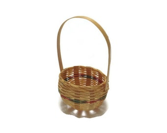 Miniature SAAN - Basketry Miniature Dollhouse - MS024