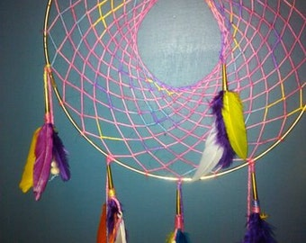 Spring Equinox Dream Catcher