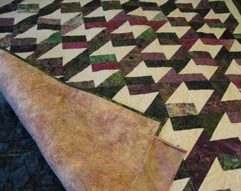Nobody's Perfect Accent Quilt