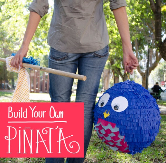 Build Your Own Piñata! Cool Gifts for Kids