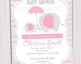 Superhero Baby Shower Invitation Printable Invite by ThePartyTown