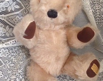 Sale - Vintage 1960s Merrythought Growler Teddy Bear