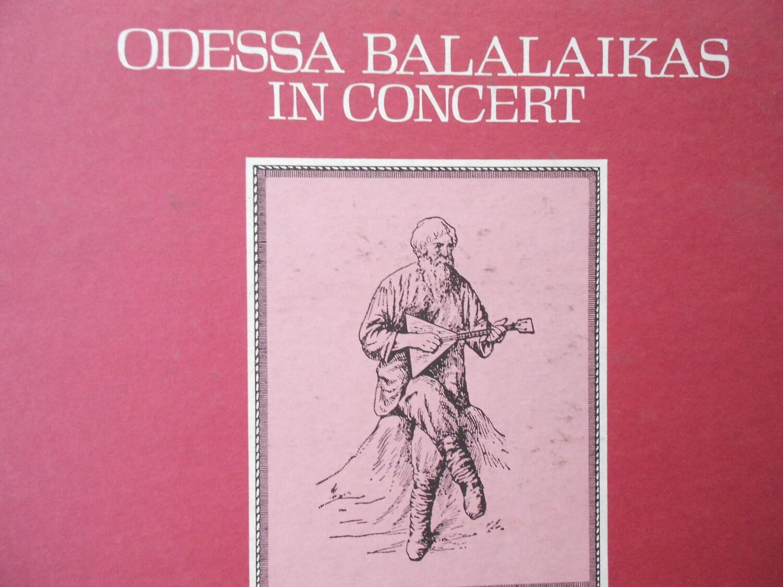 Balalaikas, The - Music Of Russia