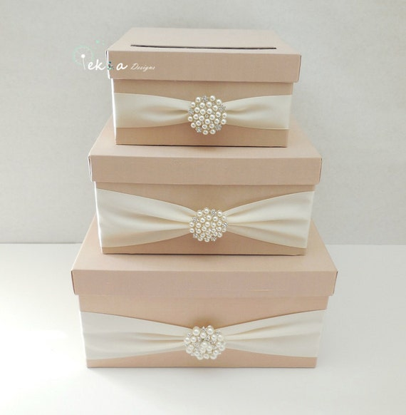 similar to Wedding card box / money box / card holder / gift card ...