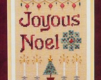 Joyous Noel by Elizabeth Foster of Elizabeth's Designs