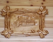 Steamship Wall Art, Steam...