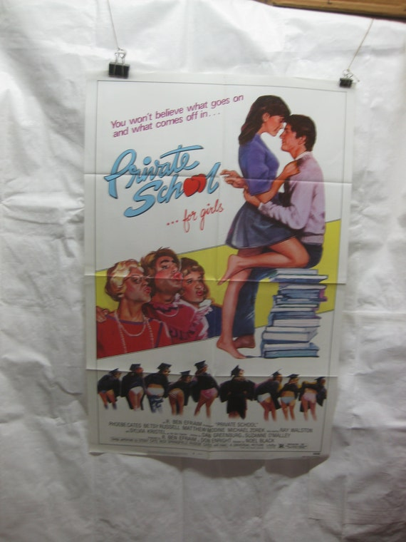 Private School... For Girls 1983 830108 Movie Poster mp028