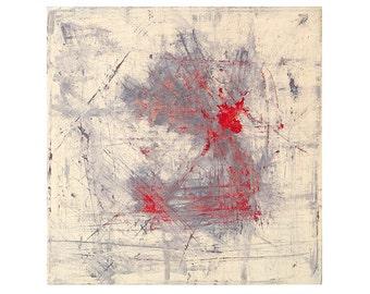 "Abstract Painting - Original Painting - Acrylic Painting - 16 x 16"" - Mettogli #23"