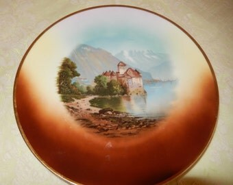 GERMANY PLATE WALL Hanging