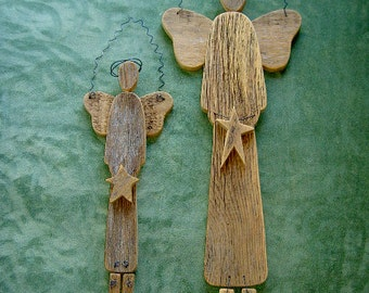 Angels, Wooden Angels, Christmas Angels, Church Angels, and Fairies