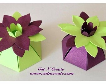 Lime Green Favor Boxes Lime Green Favors Lime Green and Purple Wedding Favors