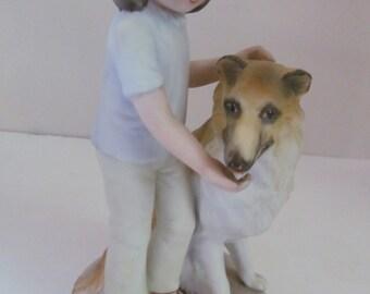 Vintage Frances Hook Good Doggie Ceramica Excelsis 1984 2747/15M