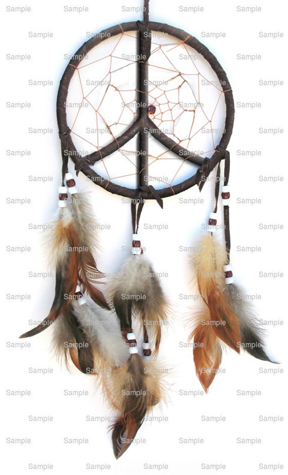 Indian Dream Catcher Birthday Topper - Edible Cake and Cupcake Topper For Birthday's and Parties! - D6557