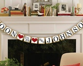 Engagement Banner - Soon to Be Banner - Engagement Party Decor Garland -Engagement Party Ideas