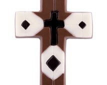Make N Mold Cross  Chocolate Candy Molds Easter Egg Hunt party favors Basket fillers Sunday Morning Church 4134