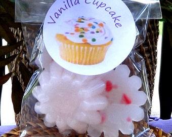Vanilla Cupcake Tarts Set of 5