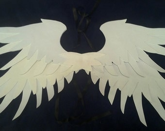 Dual Pair Cosplay Wings - pick your color