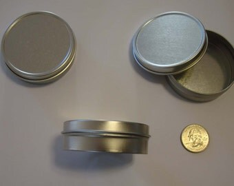 2 oz slipcover tin set of 5 (60 ml) lip balms, salves, candies, candles