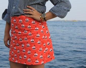 On the Veranda Joy Skirt