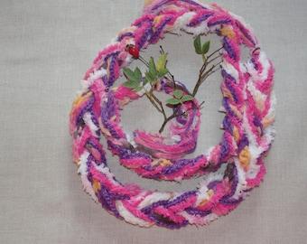 Ripple delight scarf