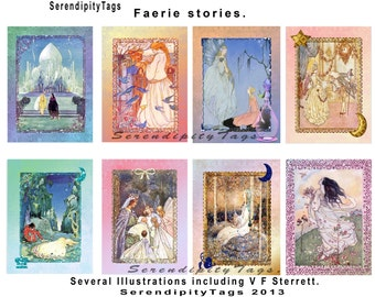 Faerie Stories Tags