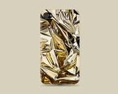 Glamour Gold warp Plastic Hard Case - iphone 5/5s - iphone 4 - iphone 4s - Samsung S3 - Samsung S4 - Samsung Note 2