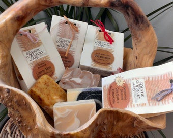 Hand Crafted Soap of the Month Club Membership! (6 months)