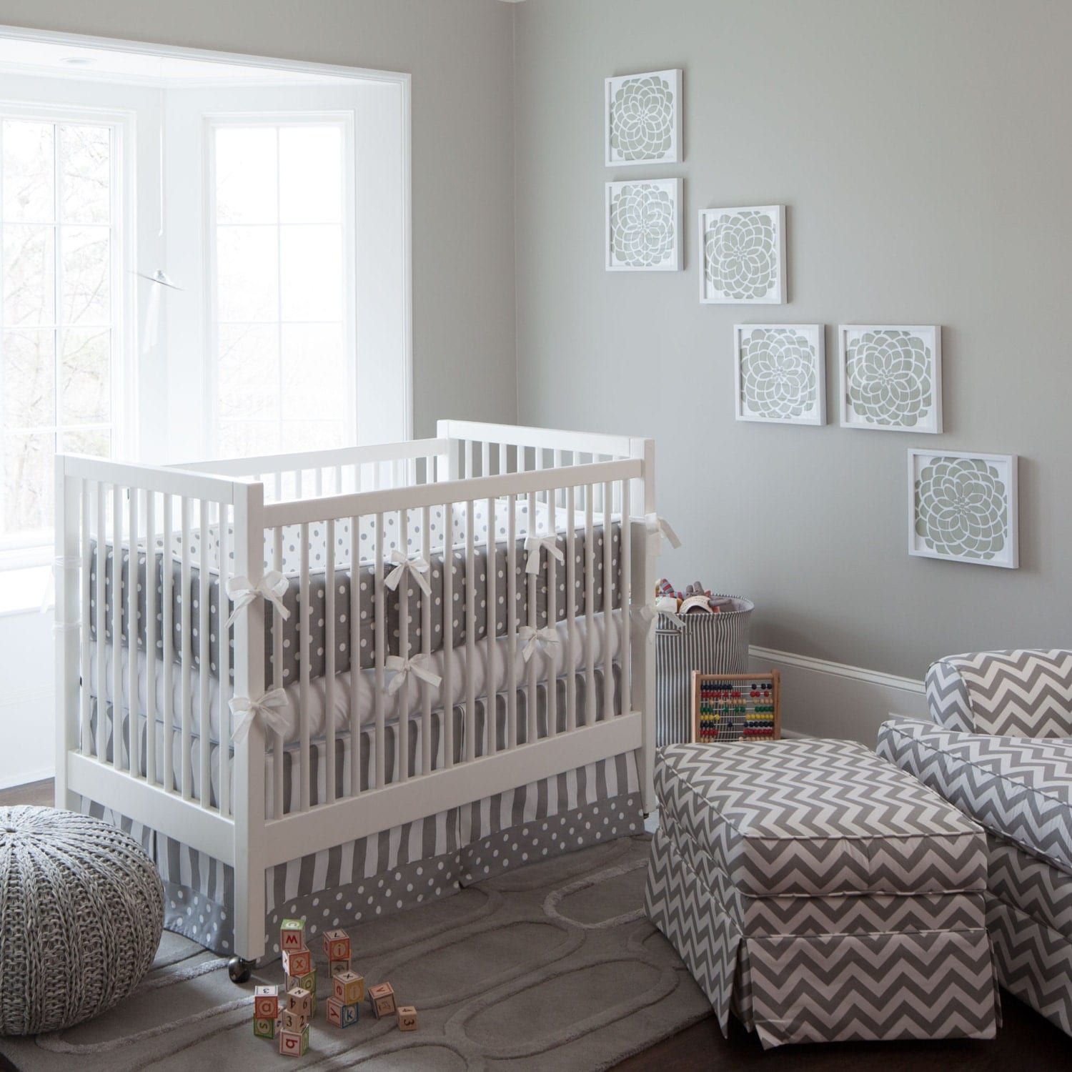 Gender Neutral Baby Bedding Girl Crib Bedding Boy Bedding