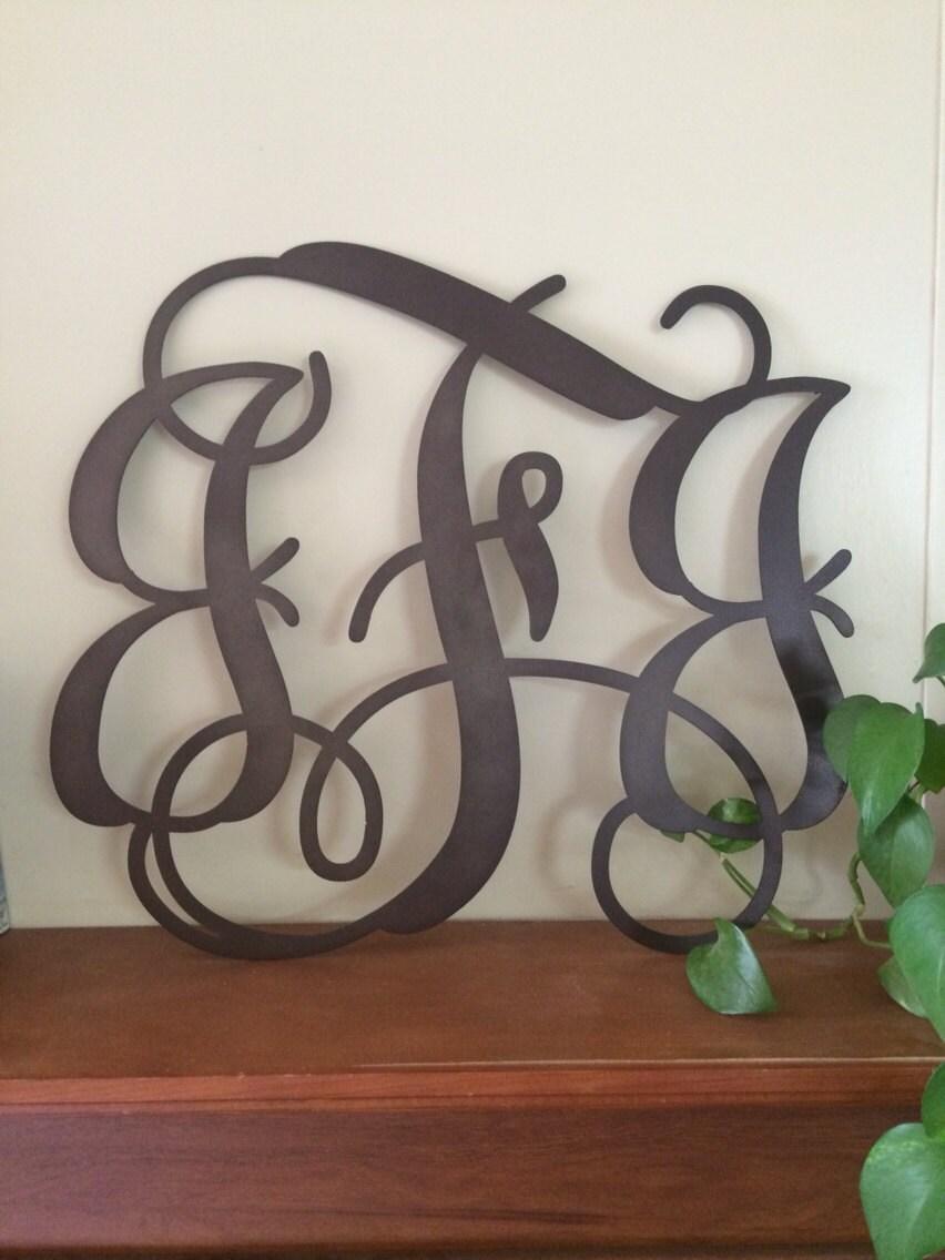 outdoor wall decorative monograms joy studio design