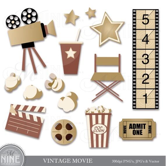 Vintage Movie Clips 97