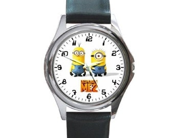 Popular items for despicable me 2 on etsy for Despicable watches