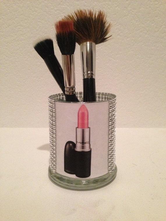 Mac Cosmetics Inspired Makeup Organizer