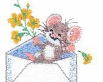 Precious Cats Kittens Pals Embroidery Designs - PES