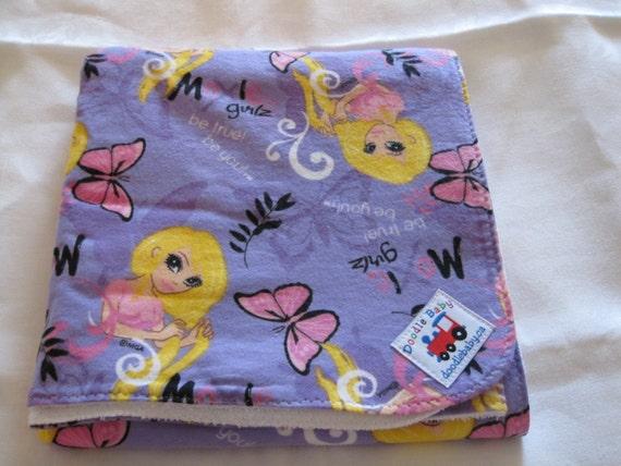 Tweens/Teens, Waterproof  Bed Pads - Purple, Moxie girlz, yellow, pink, black, Butterflies