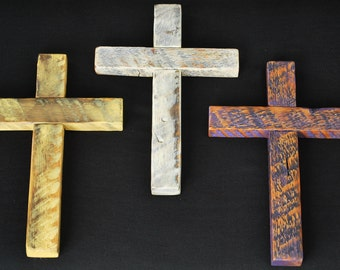 Cross, Decorative Cross, Reclaimed Wood Cross, Wood Cross