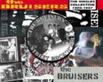 THE BRUISERS SIngles  CD