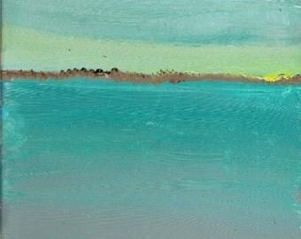 Blue Calm by Jocelyn Weiss