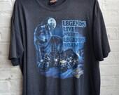 Legendary Wolf Harley Davidson T-Shirt