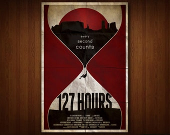 127 Hours Poster (Multiple Sizes)