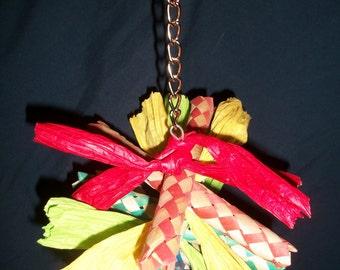 Chinese New Year / Shreddable Bird Toy