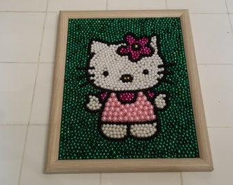 "Hello Kitty 11"" X 14"""