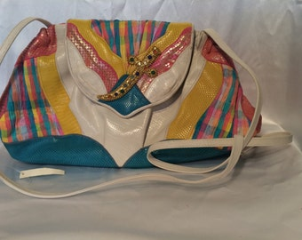 1980s Vintage Shariff Purse